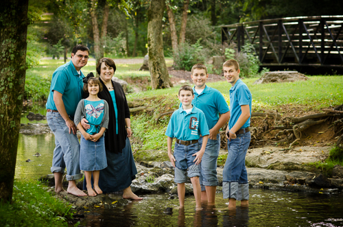 Family Photography Knoxville Tn