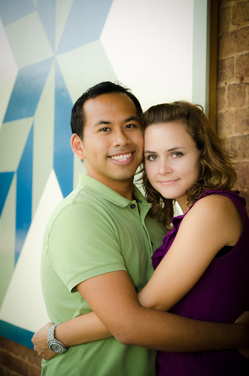 Cleveland Athens Knoxville Tennessee Engagement Portrait