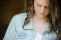 Senior Portrait Cleveland Athens Knoxville Tennessee TN