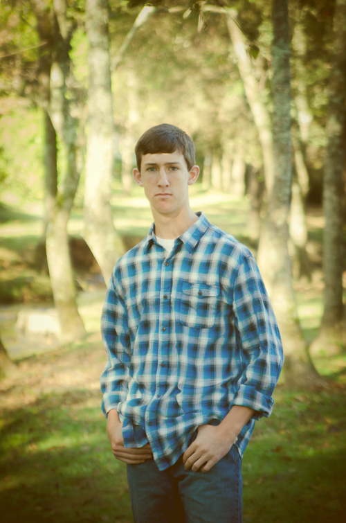 Cleveland Athens Knoxville Tennessee Senior Portrait Photography