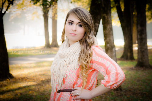 McMinn County Senior Portrait Photographger