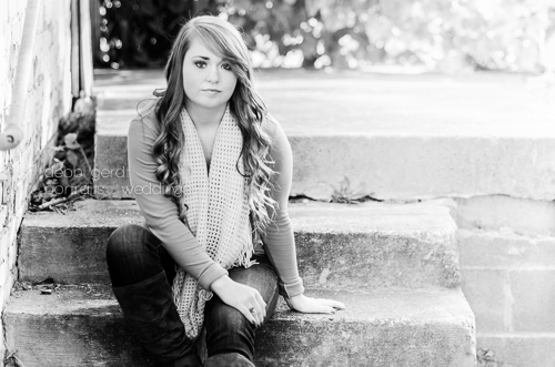Athens Tennessee McMinn County Senior Portrait Photography