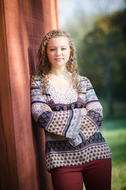 Athens Cleveland Knoxville Tennessee Senior Portrait Photographer