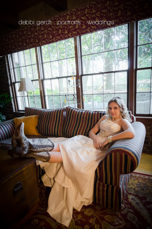 Fillauer House Cleveland Athens Knoxville Tennessee Wedding Portrait Photographer