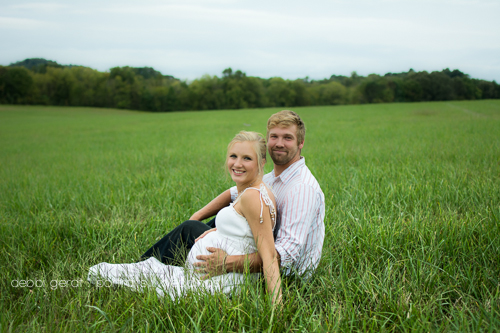 Cleveland Athens TN Maternity Portrait Photography