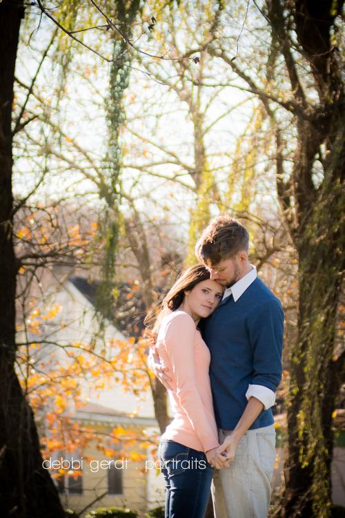 Portrait Wedding Photographer Cleveland Tennessee TN