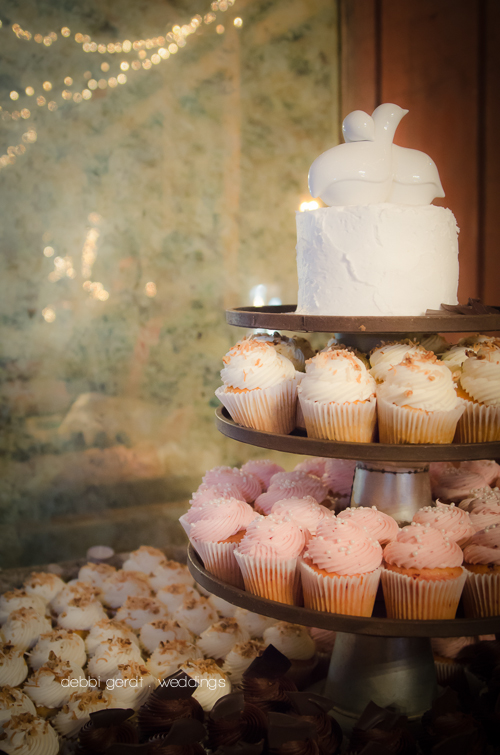 Wedding Cupcakes Picture Athens Cleveland Tennessee Photography