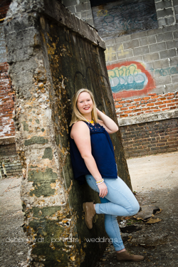 Senior Picture Cleveland Athens Knoxville Tennessee TN Portrait Photographer