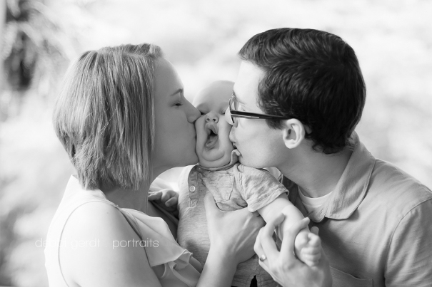 Baby Family Picture Cleveland Athens TN Photography