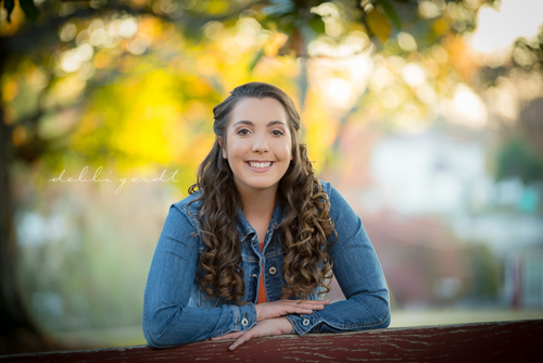 senior portrait athens tennessee photography