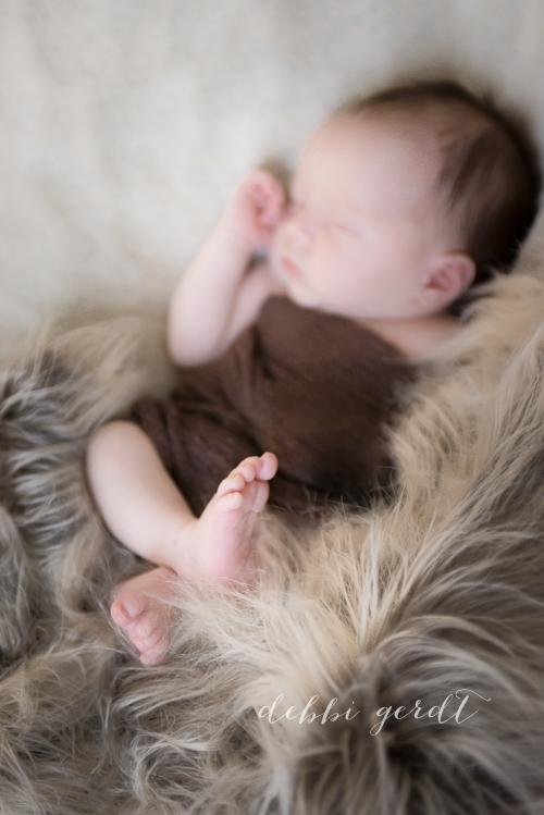 Cleveland Tennessee Newborn Baby Portrait Photographer