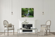Cleveland Athens Tennessee Photographer Canvas Print