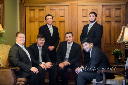 Groomsmen Wedding Photographer Cleveland Athens TN