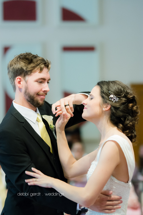 Wedding Dance Picture Athens Tennessee Photographer